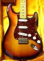 FENDER USA WARMOTH CUSTOM STRATOCASTER guitar - Current price: $220