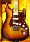 FENDER USA WARMOTH STRATOCASTER ELECTRIC guitar