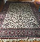 Couristan Persian-style Rug - 8x11ft.