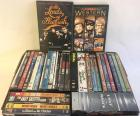 30+ DVD's incl. Westerns, Comedies, etc.