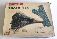 Rosko Toy Train Set No.091 - battery operated
