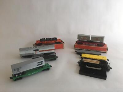 Group of Assorted Lionel Cars