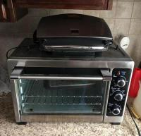 Industrial Toaster Oven and George Forman Grill