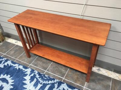 Wooden Sofa Table