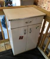 Metal Utility Cabinet