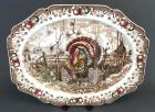 "Johnson Brothers ""His Majesty"" Large Platter"