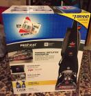 Bissell ProHeat steam carpet cleaner - Brand new