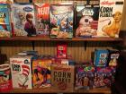 Cereal Box Collection (see description for partial listing)