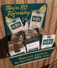 Kool Hanging Cigarette Display
