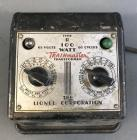 "Lionel ""Trainmaster"" Type R 100 Watt Transformer"