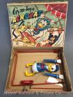 Linemar Gym-Toys Acrobat Donald Duck Wind-up Toy