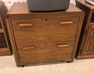 2drawer Lateral Filing Cabinet