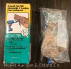 Wolfcraft Dowel Pro Kit with Bag of Dowels