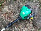 Weed Eater gas string trimmer, model #W25CBK, works good