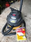 Shop-Vac 'Ultra Pro' 14 gallon vacuum with accessories, 5.5hp