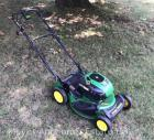 John Deere JS30 6.75hp Self-propelled Lawn Mower, 2006 model, excellent condition, runs good, serviced annually by Drakes